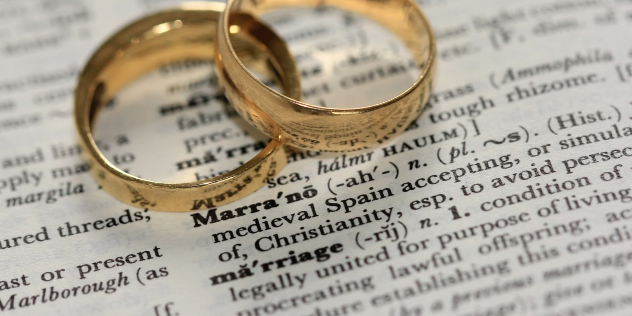 Love and Marriage – Part 1 of 3 in Marriage series