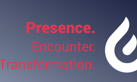 Presence. Encounter. Transformation.  Part 1 of 3