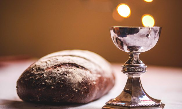 Meditations on Holy Communion – Part 1 of 4 – Whenever you eat